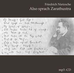 Also sprach Zarathustra von Gehringer,  Thomas, Nietzsche,  Friedrich