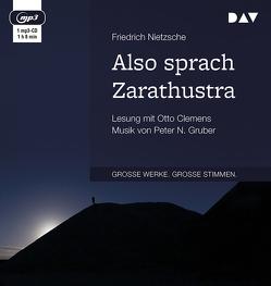 Also sprach Zarathustra von Gruber,  Peter N., Nietzsche,  Friedrich, Otto,  Clemens