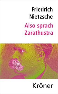 Also sprach Zarathustra von Christen,  Felix, Nietzsche,  Friedrich