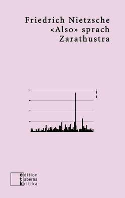 «Also» sprach Zarathustra von Abendschein,  Hartmut, Fischer,  Frank, Nietzsche,  Friedrich