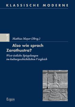 Also wie sprach Zarathustra? von Mayer,  Mathias