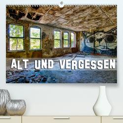 Alt und vergessen (Premium, hochwertiger DIN A2 Wandkalender 2021, Kunstdruck in Hochglanz) von Kulla,  Alexander