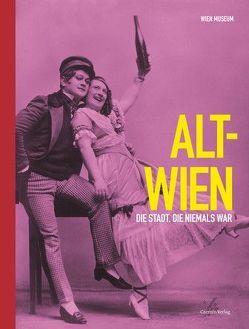 Alt-Wien von Kos,  Wolfgang, Rapp,  Christian