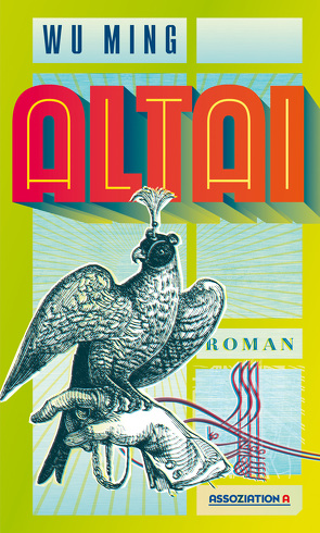 Altai von Arnold,  Klaus-Peter, Ming,  Wu