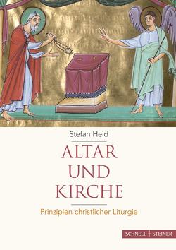 Altar und Kirche von Heid,  Stefan