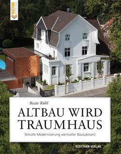 Altbau wird Traumhaus von Rühl,  Beate