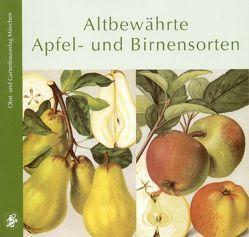 Altbewährte Apfel- und Birnensorten von Votteler,  Willi