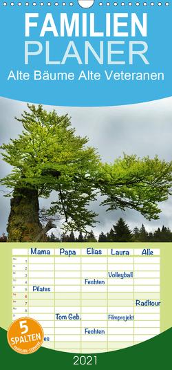 Alte Bäume Alte Veteranen – Familienplaner hoch (Wandkalender 2021 , 21 cm x 45 cm, hoch) von Bäume Alte Veteranen,  Alte