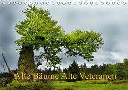 Alte Bäume Alte Veteranen (Tischkalender 2021 DIN A5 quer) von Bäume Alte Veteranen,  Alte