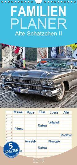 Alte Schätzchen II – Familienplaner hoch (Wandkalender 2019 <strong>21 cm x 45 cm</strong> hoch) von G. Pinkawa / Jo.PinX,  Joachim