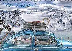 Alte Schätzchen (Wandkalender 2019 DIN A3 quer) von G. Pinkawa / Jo.PinX,  Joachim