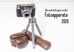 Alte und nicht ganz so alte Fotoapparate (Wandkalender 2020 DIN A4 quer) von Rohwer,  Klaus
