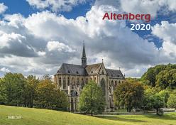 Altenberg 2020 Bildkalender A3 Spiralbindung von Klaes,  Holger