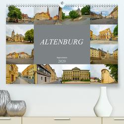 Altenburg Impressionen (Premium, hochwertiger DIN A2 Wandkalender 2020, Kunstdruck in Hochglanz) von Meutzner,  Dirk