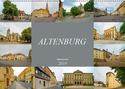 Altenburg Impressionen (Wandkalender 2019 DIN A2 quer) von Meutzner,  Dirk