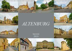 Altenburg Impressionen (Wandkalender 2019 DIN A3 quer) von Meutzner,  Dirk