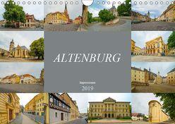 Altenburg Impressionen (Wandkalender 2019 DIN A4 quer) von Meutzner,  Dirk