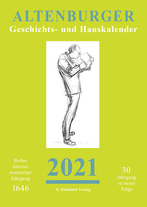 Altenburger Geschichts- und Hauskalender 2021