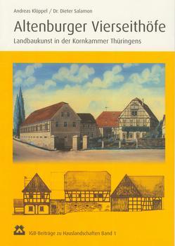 Altenburger Vierseithöfe von Klöppel,  Andreas, Salamon,  Dieter