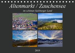 Altenmarkt / Zauchensee (Tischkalender 2019 DIN A5 quer) von Kramer,  Christa