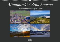 Altenmarkt / Zauchensee (Wandkalender 2019 DIN A2 quer) von Kramer,  Christa
