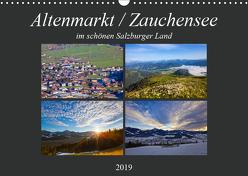 Altenmarkt / Zauchensee (Wandkalender 2019 DIN A3 quer) von Kramer,  Christa