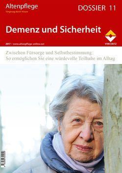 Altenpflege Dossier 11 – Demenz und Sicherheit von Zeitschrift Altenpflege