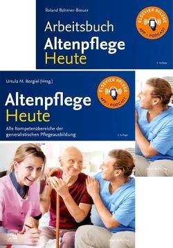 Altenpflege Heute Set mit Arbeitsbuch von Elsevier GmbH