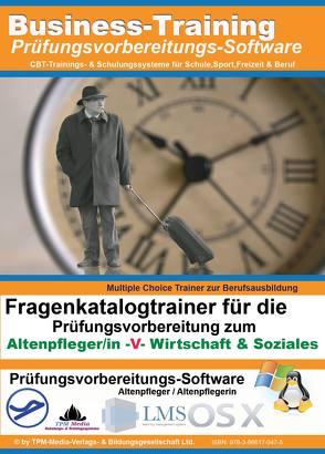 Altenpfleger/in V – Wirtschaft & Soziales – Fragenkatalogtrainer von Mueller,  Thomas