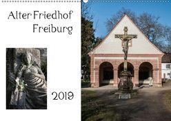 Alter Friedhof Freiburg (Wandkalender 2019 DIN A2 quer) von Muehlbacher,  Joerg