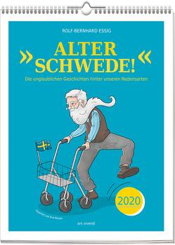 Alter Schwede! 2020 von Rolf-Bernhard Essig