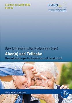 Alter(n) und Teilhabe von Schirra-Weirich,  Liane, Wiegelmann,  Henrik