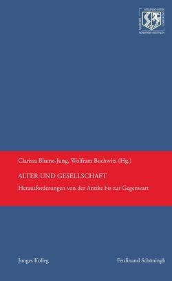 Alter und Gesellschaft von Blume-Jung,  Clarissa, Buchwitz,  Wolfram