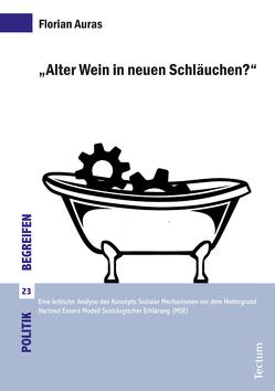 """""""Alter Wein in neuen Schläuchen?"""" von Auras,  Florian, Kunz,  Volker, Marx,  Johannes, Schmitt,  Annette"""