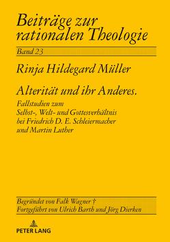 Alterität und ihr Anderes von Müller,  Rinja