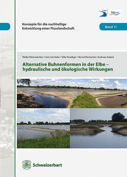 Alternative Buhnenformen in der Elbe – hydraulische und ökologische Wirkungen von Anlauf,  Andreas, Hentschel,  Bernd, Kleinwächter,  Meike, Rödiger,  Silke, Schroeder,  Uwe
