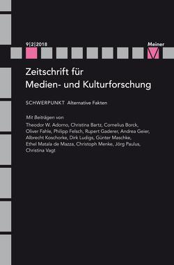 Alternative Fakten von Engell,  Lorenz, Siegert,  Bernhard