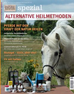 Alternative Heilmethoden für Pferde von Fritz,  Dr. Christina, Kiss,  Martina, Natural Horse,  Redaktion