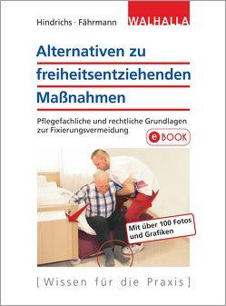Alternativen zu freiheitsentziehenden Maßnahmen von Fährmann,  Ellen, Hindrichs,  Sabine