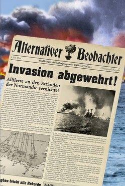 Alternativer Beobachter: Invasion abgewehrt! von Schempp,  Martin