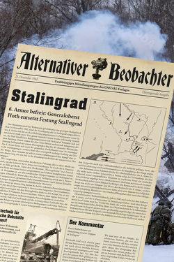 Alternativer Beobachter: Stalingrad von Schempp,  Martin