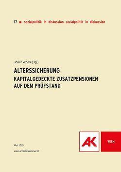 Alterssicherung von Blank,  Florian, Mayrhuber,  Christine, Mum,  David, Wöss,  Josef