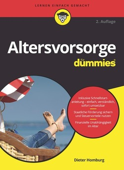 Altersvorsorge für Dummies von Homburg,  Dieter