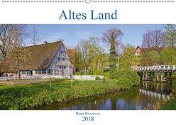 Altes Land 2018 (Wandkalender 2018 DIN A2 quer) von Bussenius,  Beate
