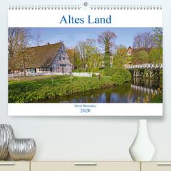 Altes Land 2020 (Premium, hochwertiger DIN A2 Wandkalender 2020, Kunstdruck in Hochglanz) von Bussenius,  Beate