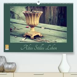 Altes Stilles Leben (Premium, hochwertiger DIN A2 Wandkalender 2021, Kunstdruck in Hochglanz) von Flori0