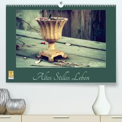 Altes Stilles Leben (Premium, hochwertiger DIN A2 Wandkalender 2020, Kunstdruck in Hochglanz) von Flori0