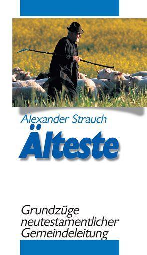 Älteste von Strauch,  Alexander