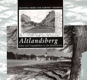 Altlandsberg von Friske,  Matthias, Niedrich,  Hartmut