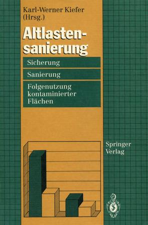 Altlastensanierung von Kiefer,  Karl-Werner